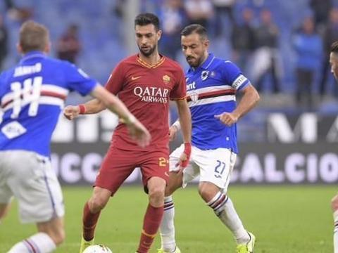 0-0!意甲联赛爆出大冷门 罗马被垫底队逼平 距欧冠区差3分
