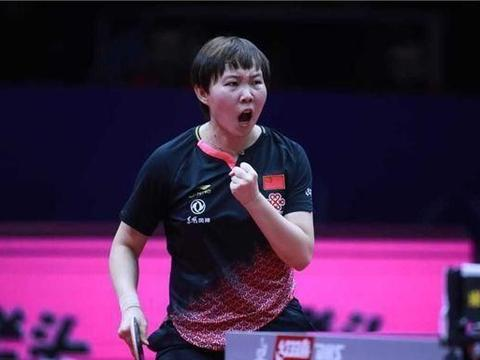 刘诗雯夺冠透露重要信息!奥运竞争未分出胜负 朱雨玲尚未出局