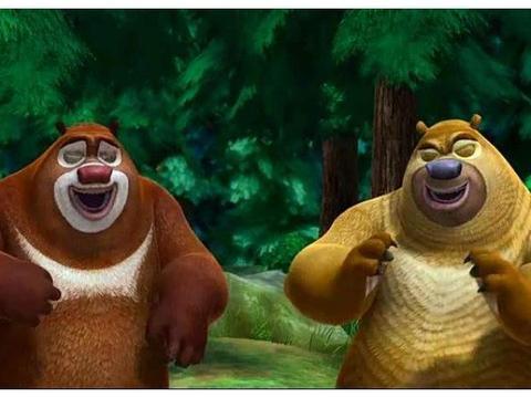 熊出没中最受欢迎的4只熊,第2个是熊二的最爱,最后1个超萌!