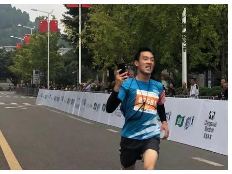2019遂宁国际马拉松迷你马拉松前四名产生相关新闻
