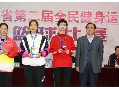 甘肃省第二届全民健身运动会篮球比赛在天水落幕