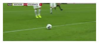 德甲-小阿扎尔助攻罗伊斯破门 多特1-0门兴结束三轮不胜