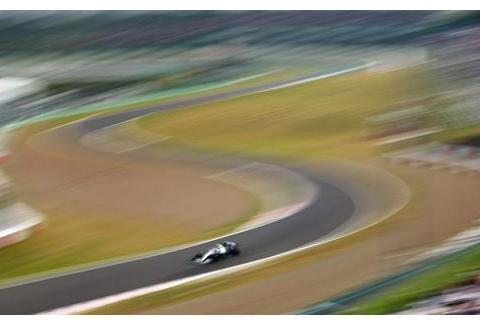 F1日本站FP2:梅奔继续1-2模式 红牛超越法拉利
