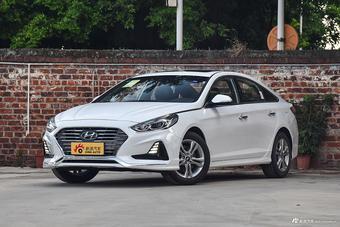新车13.85万起 现代索纳塔九大连地区促销