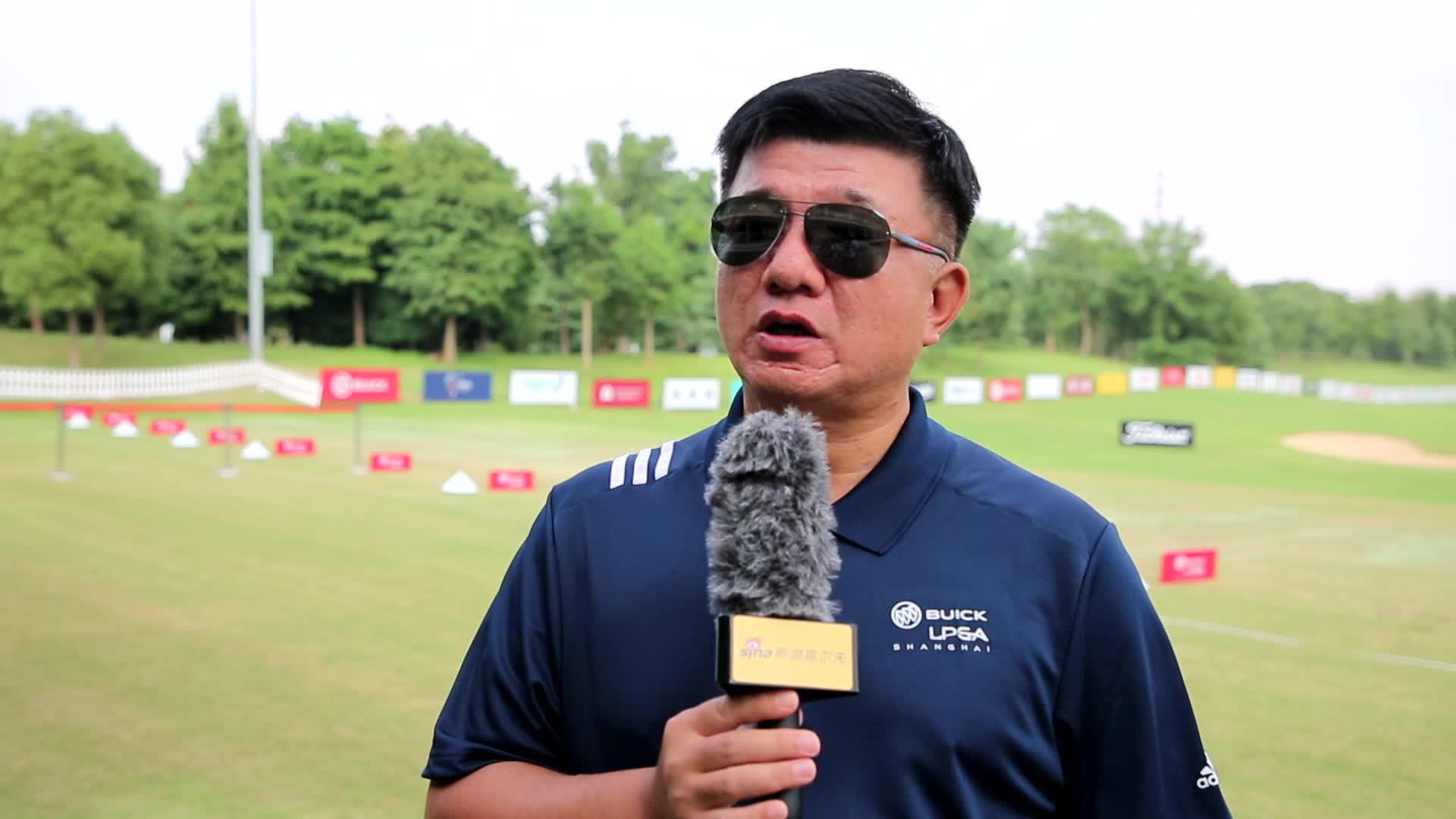 视频-旗忠总经理张欣专访:本土大赛是最佳锻炼机会
