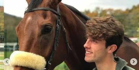 爱马之人,奥德里奥索拉花5万欧拍下了一匹马