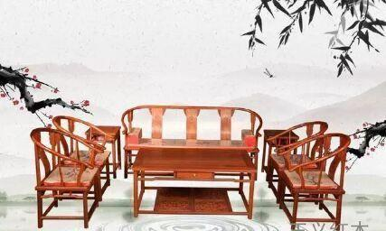 王义红木家具的鉴赏