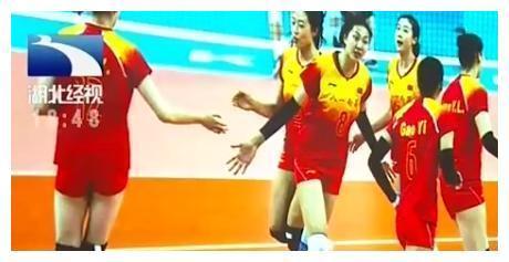 中国女排以3:0轻取美国女排 迎来开门红 袁心玥为首战贡献了十分