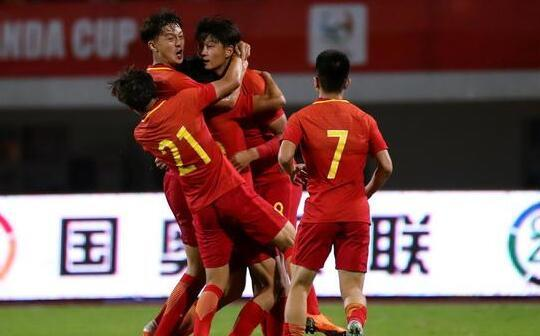3 - 1!U18国足复仇东南亚冠军,武磊师弟2场3球当选世界60大新星