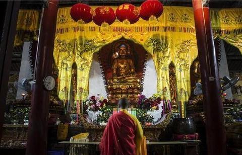 河南大法王寺,现千年肉身佛像,为何引大量日本人前来参拜?