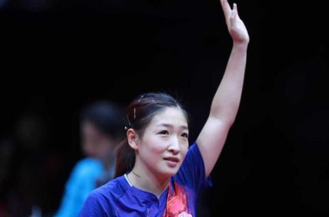 刘诗雯夺得世界杯女单第五冠,东京奥运会女单是不是非她莫属?