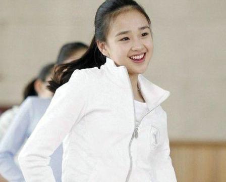 25岁韩国体操女神,清纯可爱,曾当众表白宁泽涛,退役后进娱乐圈