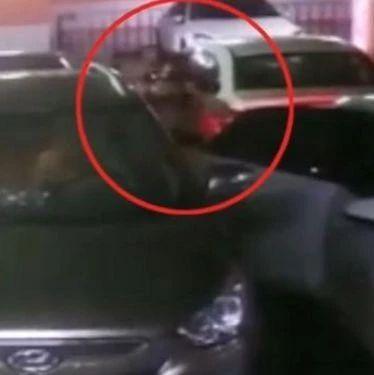 惊魂40秒!女子在车库遭蒙面男强行拖拽上车,警方两次发布通报…