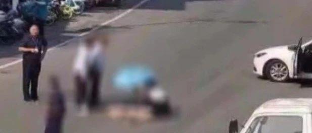 姐姐马路上倒车,怀孕妹妹被撞身亡!你看不到的这些地方很致命!