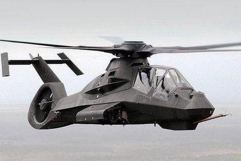 """贝尔公司未来攻击侦察机有着RAH-66""""科曼奇""""的影子"""