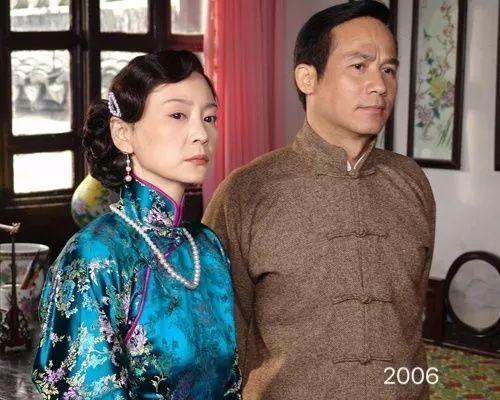 """港片出身,琼瑶剧一炮而火成为""""眼泪皇后"""",盘刘雪华的容貌变化"""