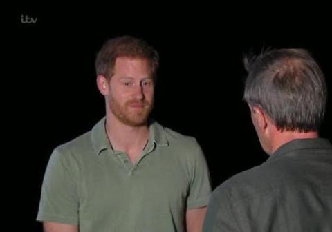"""哈里王子首度承认和威廉王子紧张关系:""""我们走在不同的道路上"""""""