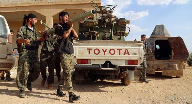 说库尔德武装接连用红箭-8反坦克导弹摧毁土耳其坦克值得商榷