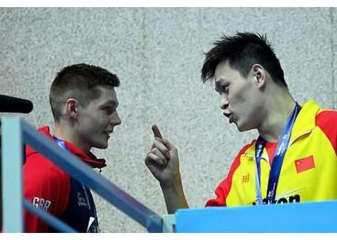 英国选手解释为何拒与孙杨握手!传奇名将声援:是我也会学霍顿