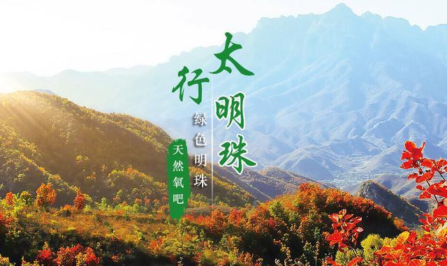太行山中的绿色明珠,天然的植物王国,野生动物乐园,天然大氧吧