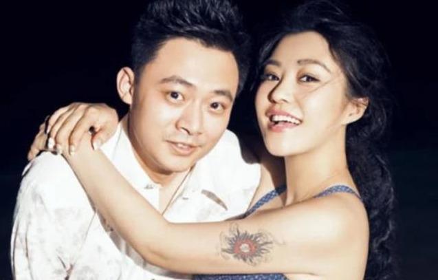 她是邓超前女友,李光洁前妻,二婚嫁刘烨35岁生下双胞胎幸福恩爱