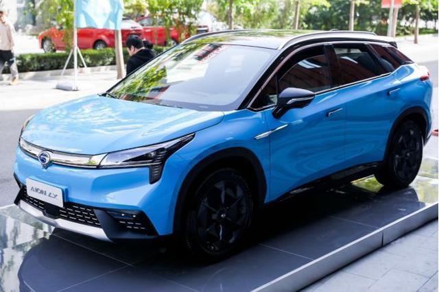 品质比肩百万豪车 650km中国最长续航 新能源AionLX起售24.96万
