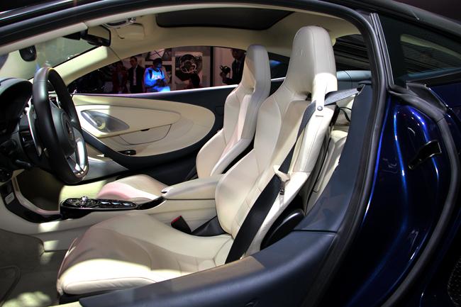 售198.8万元 迈凯伦GT在中国正式上市