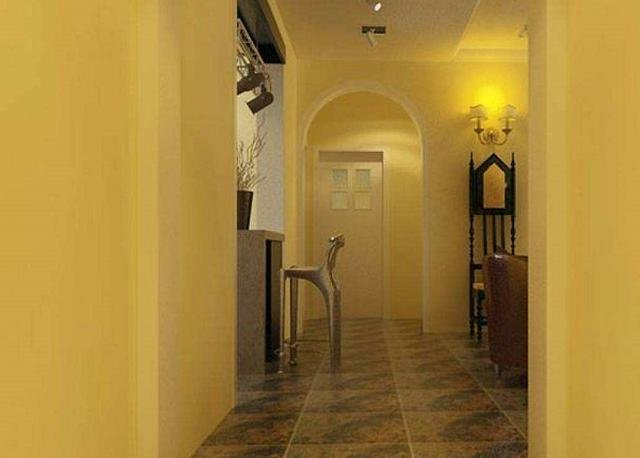 还在浪费走廊空间吗?装修试试这种设计方案,颜值高又实用