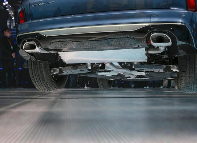 福特翻身之作?三种套件、2种动力,配8AT,价格合适能火
