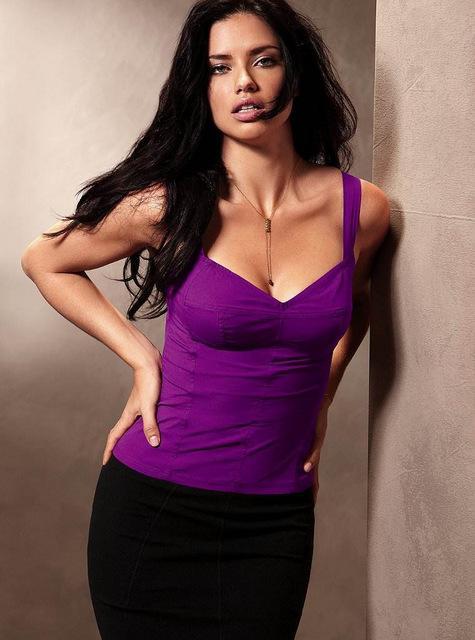全球公认的10大最美女模特,吉赛尔邦辰和米兰达可儿均上榜
