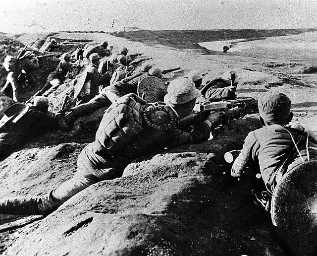 二战时期,我国称为抗日战争,美国称为二战