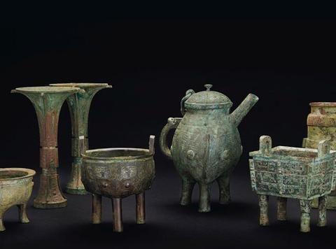 收藏需要认识的青铜器各类器具和名称