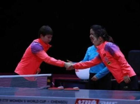冷静!刘诗雯赢球却被朱雨玲逼出两不足 奥运若碰伊藤美诚要谨慎