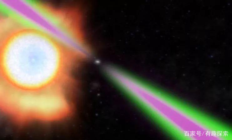 每秒旋转707次!科学家发现第二快脉冲星!小质量伴星已被锁定