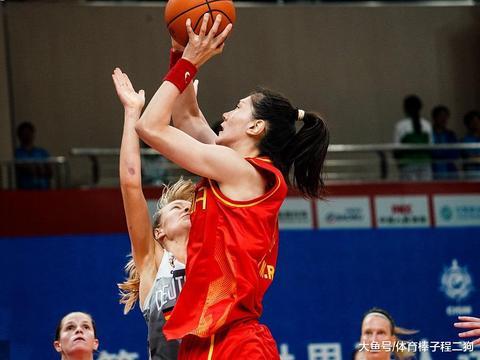 狂胜对手167分!中国篮球国际赛场制造惨案 对手犹如小学生