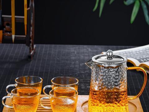 清洗玻璃茶具小妙招,洗才干净科学
