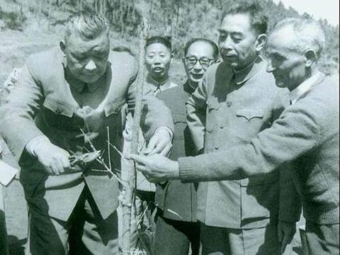 55年授衔时,他是省委书记,但主席说:上将名单中一定要有他