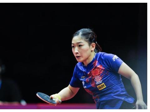 祝贺!国乒女单2将顺利会师决赛,刘诗雯4:0横扫对手晋级