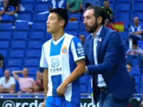 西班牙队0-1比利亚雷亚尔!马钦首秀失利,武磊替补险造点+破门