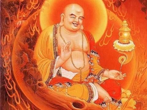 在汉传大乘思想里为什么弥勒菩萨是我们接触的第一个信仰