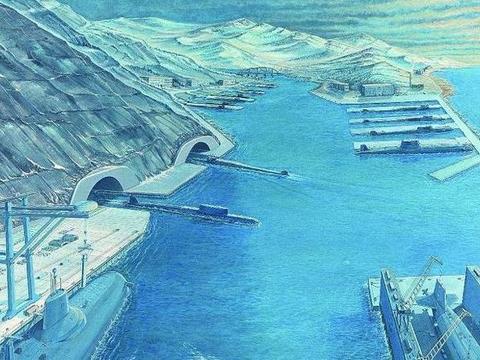 25年后瑞典重启地下海军基地,深挖地下30米,基础设施一应俱全
