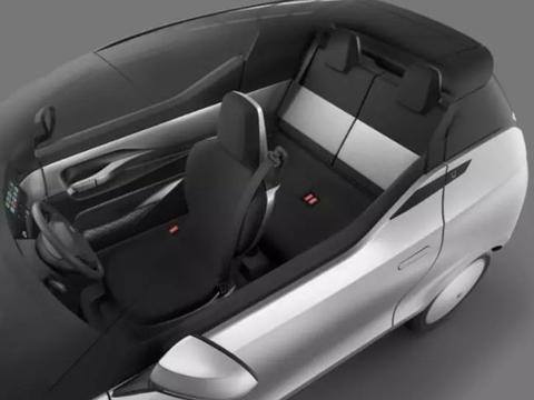 造车也能搞众筹?司机坐中间,瑞典Uniti One微型电动车了解一下
