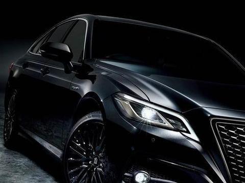丰田皇冠又出全新运动版!帅气超亚洲龙换装2.5L混动系统,期待