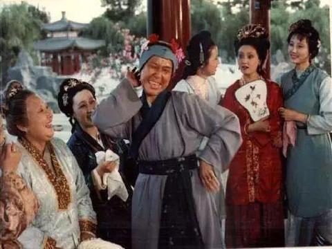 """浅谈红楼:林黛玉辱骂刘姥姥是""""母蝗虫"""",是否黛玉人品有问题?"""