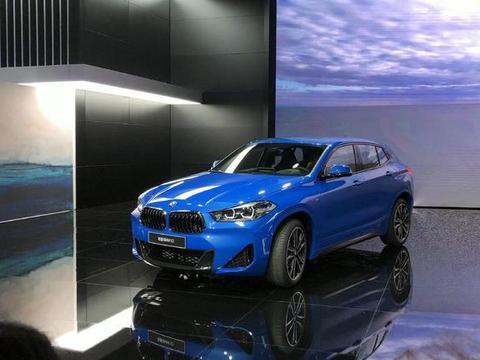 成都车展国产宝马X2正式亮相,售价多少你会心动?