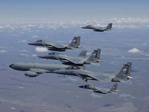 危言耸听?明明是世界第一空军,兰德智库却说美空军无法应对冲突