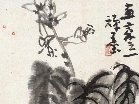 李苦禅:宁愿拉人力车维持生活,也不模仿齐白石的画!