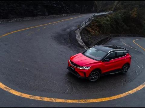 小型运动SUV导购手册,吉利缤越、本田缤智/XR-V谁更值得买?