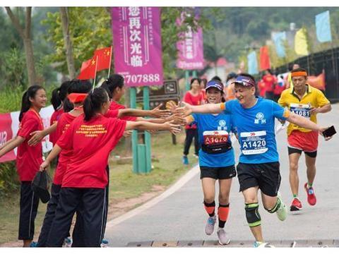 """""""奔跑吧广西""""生态马拉松系列赛玉林站激情开跑"""
