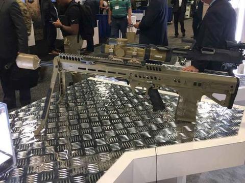 美国陆军下一代班用武器原型终于全部亮相